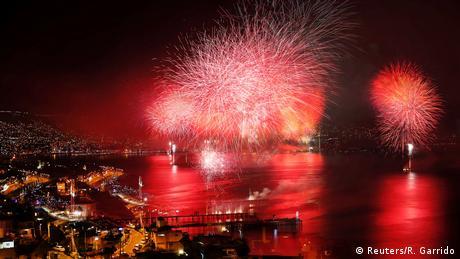 Chile Valparaiso Silvester (Reuters/R. Garrido)