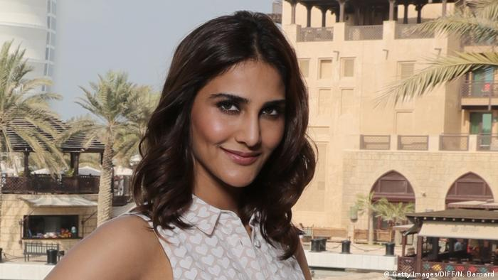 Schauspielerin Vaani Kapoor (Getty Images/DIFF/N. Barnard)