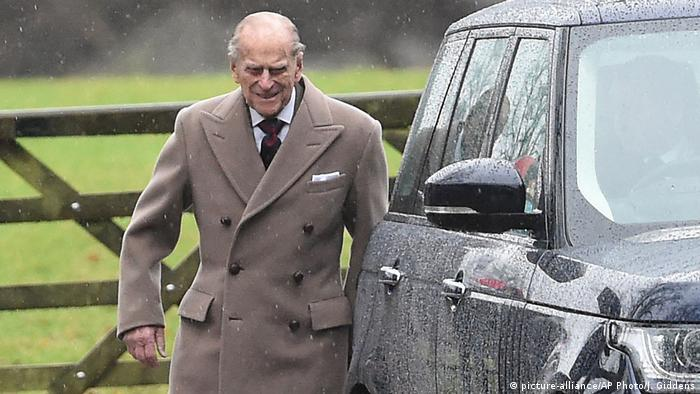 Prince Philip Set To Retire From Royal Duties News Dw 04 05 2017