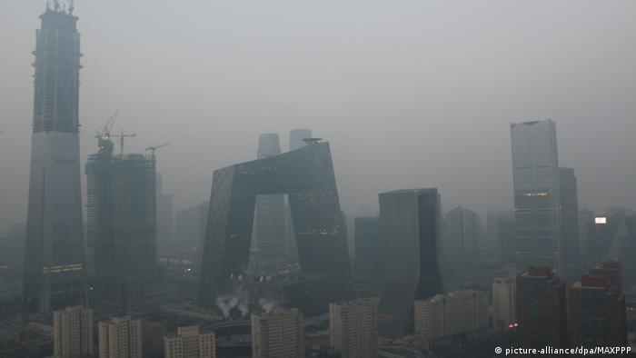China Peking Smog (picture-alliance/dpa/MAXPPP)