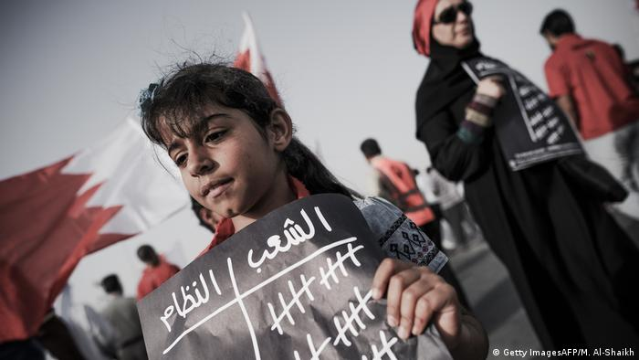 Bahrain's Shiite-majority population continues to protest for democratic reforms and representation in the Sunni-ruled government