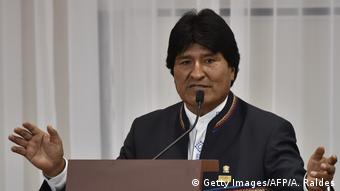 Bolivian president Eva Morales has made his nation a major player in the global lithium economy