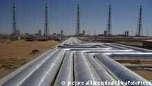 Turkmenistan Gasförderung