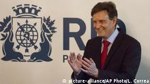 Brasilien | Marcelo Crivella bei seiner Amtseinführung zum Bürgermeister von Rio de Janeiro