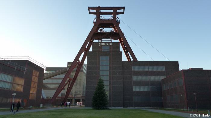 Deutschland | Europas grüne Hauptstadt Essen | Zollverein (DW/S. Early)