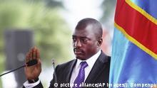 Kongo Präsident Joseph Kabila