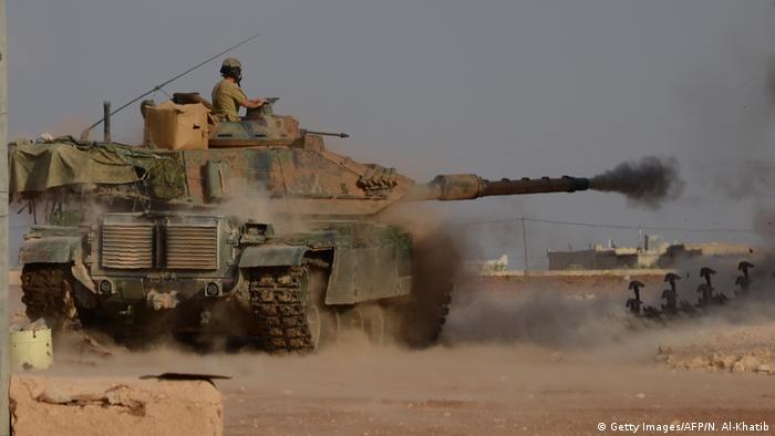 El Bab'da hayatını kaybeden askerlerin sayısı 4'e yükseldi