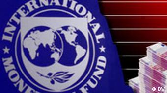Symbolbild IWF und Finanzkrise
