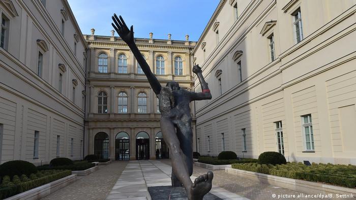 Arte moderno en el palacio barroco: el Museo Barberini se encuentra desde 2017 en el palacio del mismo nombre.