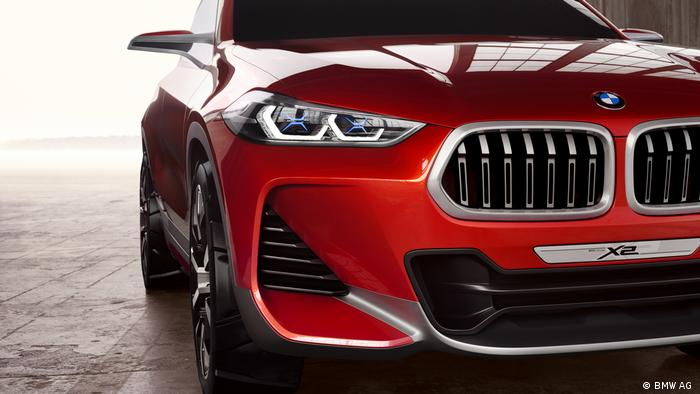 BMX Concept x2 (BMW AG )