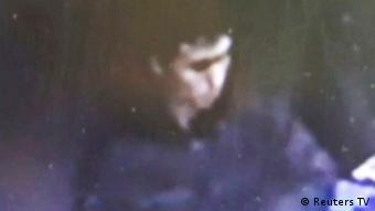 A police handout shows a suspect