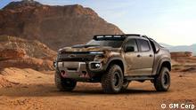 Beschreibung: Chevrolet Colorado ZH 2 Copyright: GM Corp Frei zur Verwendung für Pressezwecke