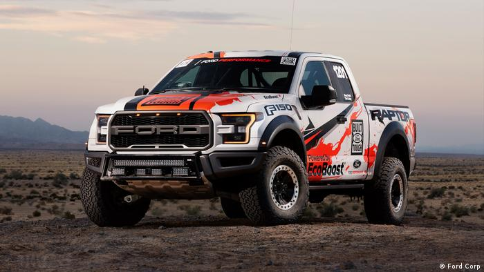 Ford F150 Hero (Ford Corp)