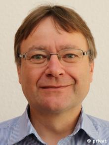 Deutschland Günther Epple, Leiter Polizeiliches Einsatzmanagement an der Deutsche Hochschule der Polizei