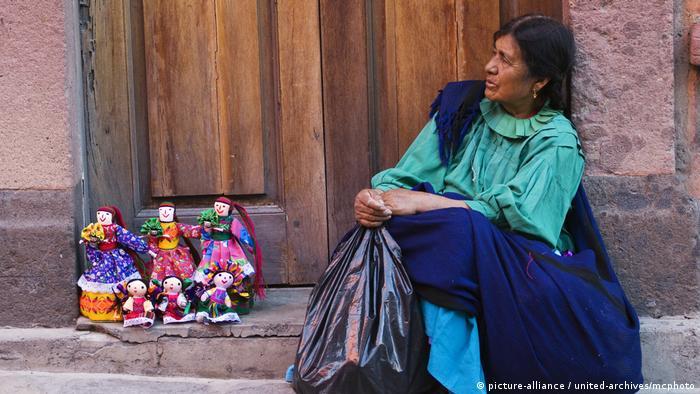 Symbolbild indigene Frauen in Mexiko