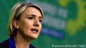 Landesparteitag Grüne Rheinland-Pfalz - Simone Peter