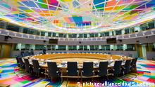 European Council Hall, Brussels (picture-alliance/dpa/S. Lecocq)