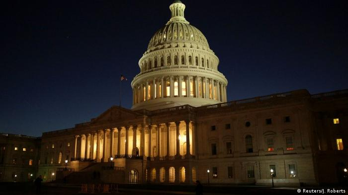 USA Capitol Washington (Reuters/J. Roberts)