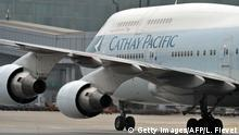 Cathway Pacific Airlines