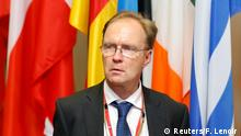 28.06.2016 **** Britain's ambassador to the European Union Ivan Rogers is pictured leaving the EU Summit in Brussels, Belgium, June 28, 2016. Picture taken June 28, 2016. REUTERS/Francois Lenoir TPX IMAGES OF THE DAY