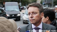 Politiker Slowakei Ivan Miklosz