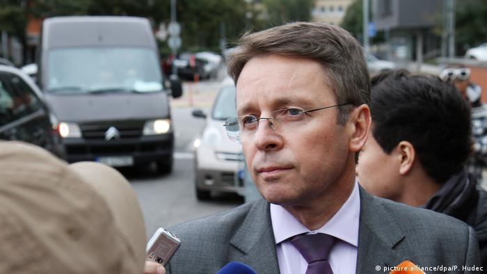 Співголова Стратегічної групи радників з підтримки реформ в Україні Іван Міклош