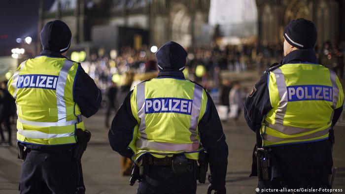 Police would like to encourage vigilance without encouraging vigilantism
