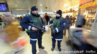 Hannover Bundespolizei Sicherheitsmaßnahmen nach Terrorwarnung