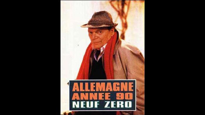 Alemanha Ano 90 Novo Zero / Allemagne 90 Neuf Zéro, de Jean-Luc Godard
