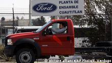 Mexiko Ford-Fabrik in Cuautitlan