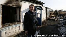 Österreichischer Außenminister in der Ukraine