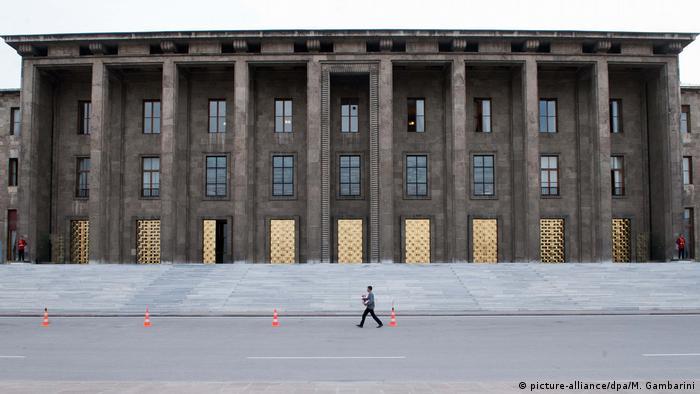 Türkei Nationalversammlung in Ankara