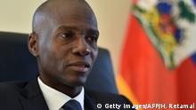 Haiti Jovenel Moise - als Präsident bestätigt