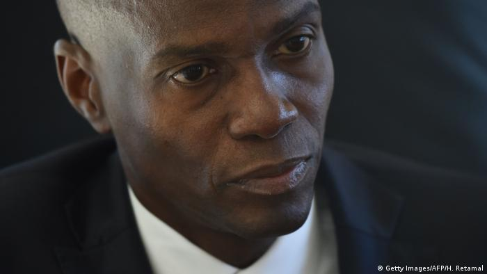 Jovenel Moise (Getty Images/AFP/H. Retamal)