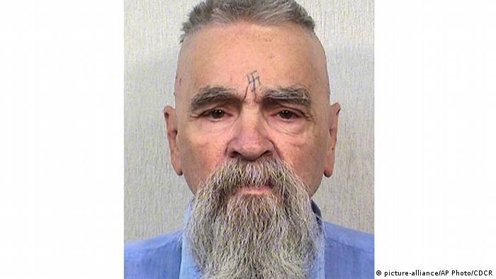USA Charles Manson