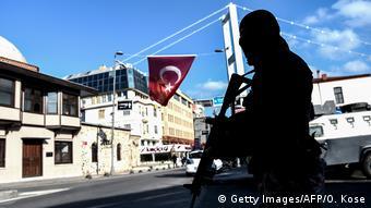 Türkei Istanbul Nachtclub Reina Polizei