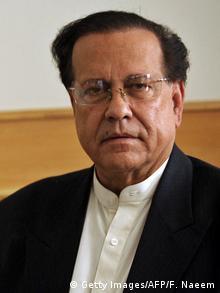 Pakistan Politiker Salman Taseer 2011 ermordet