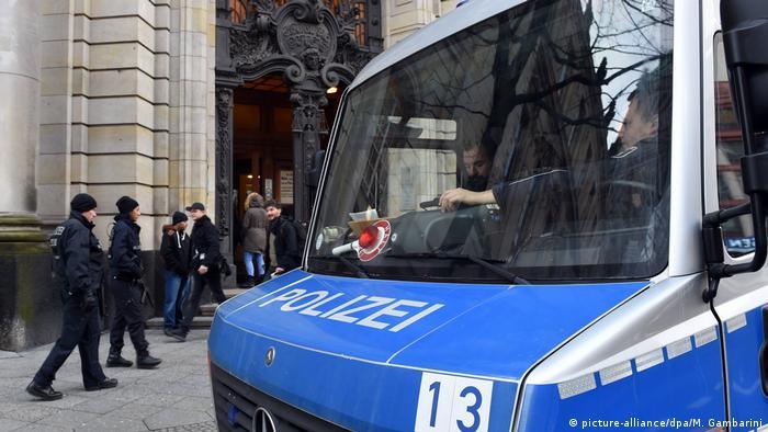 Deutschland Berlin Prozess gegen IS-Terrorverdächtigen