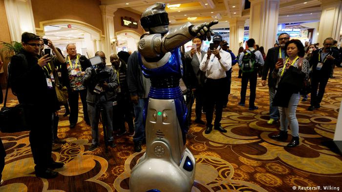 USA CES 2017 in Las Vegas (Reuters/R. Wilking)