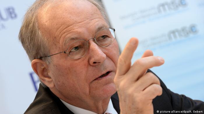 Голова Мюнхенської конференції з безпеки Вольфґанґ Ішинґер застерігає, що світ занадто наблизився до нового конфлікту