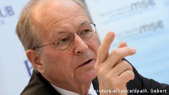 Deutschland Wolfgang Ischinger (picture-alliance/dpa/A. Gebert)