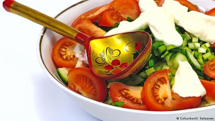 Lebensmittel Mediteran (Colourbox/V. Seleznev)