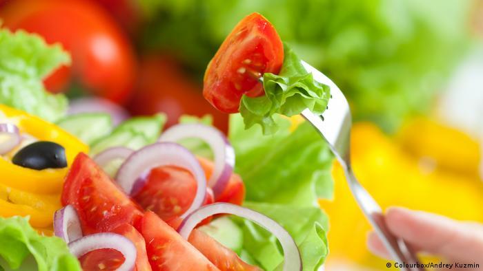 Lebensmittel Mediteran (Colourbox/Andrey Kuzmin)