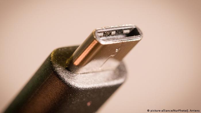 USB-C-Stecker