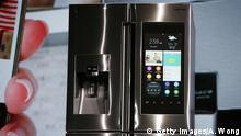 Samsung Kühlschrank mit Bildschirm