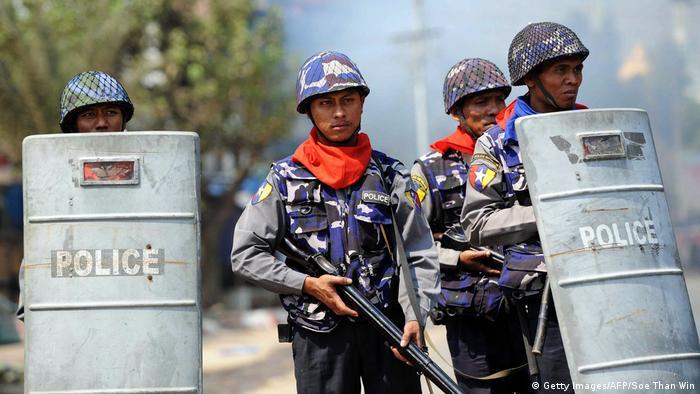 Myanmar Regierung weist Genozid-Vorwürfe an Rohingya zurück