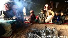 Saudi Arabien Mitglieder der Bidun ethnischen Gruppe