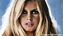 Schauspielerin Brigitte Bardot