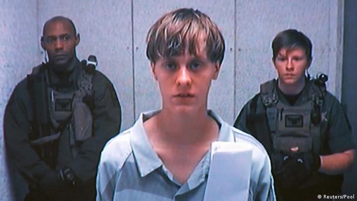 USA Gericht beginnt mit Beratung über Strafmaß für Charleston-Attentäter (Reuters/Pool)