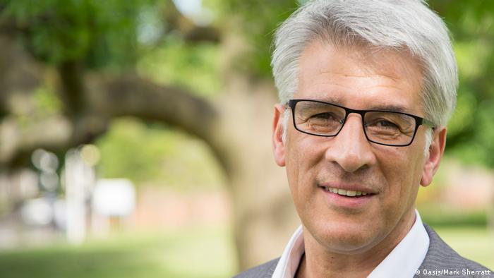 Steve Chalke, founder of the charity Oasis, says he's surprised at how quickly some of the young refugees have acclimatized